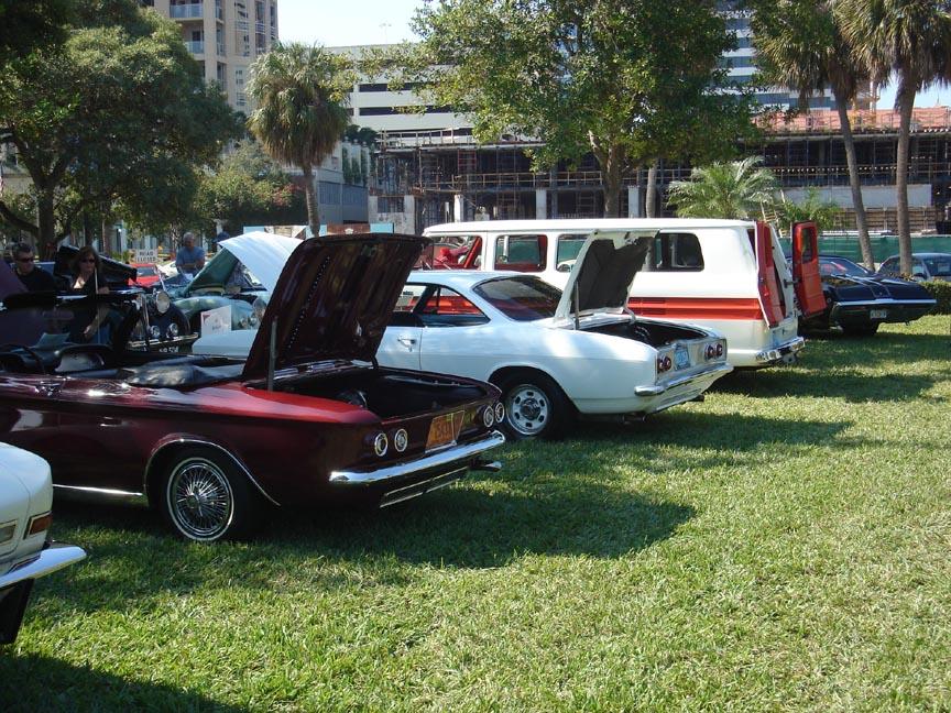 Spyc Car Show